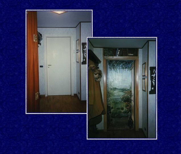 Porta 2 for Modificato un piano di cabina di telaio